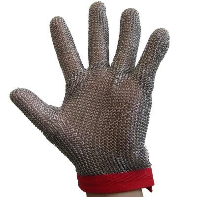 5 parmak çelik eldiven
