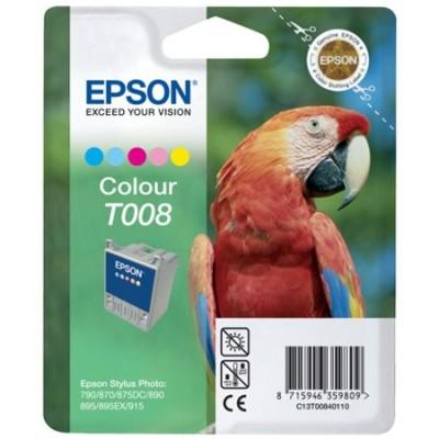 EPSON T00840110 BEŞ RENK MÜREKKEP KARTUŞ