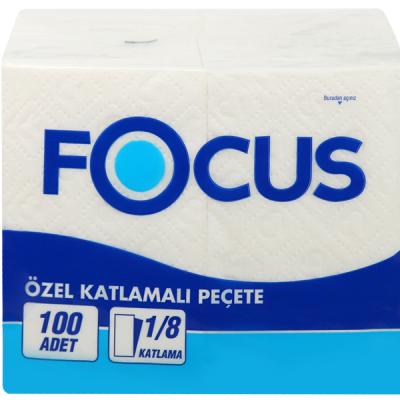 Focus Özel Katlamalı Peçete