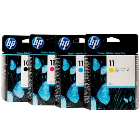 HP 10 HP11BASKI KAFALARI