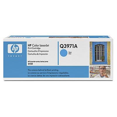 HP Q3971A mavi renkli lazer toner