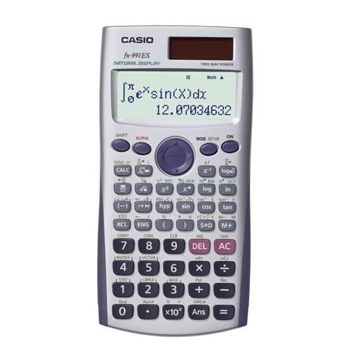casio fx-991es fonkiyon bilimsel hesap makinesi