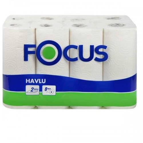 focus kagit havlu 8li havlular