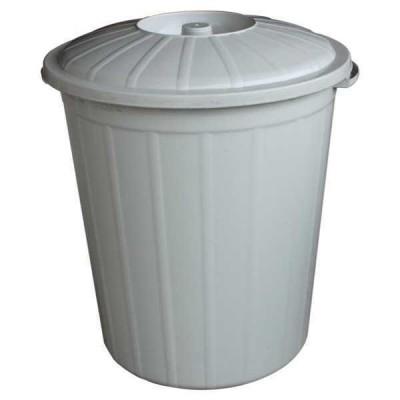 kapaklı çöp kovası