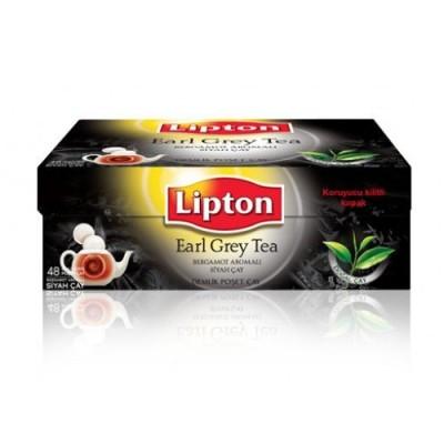 lipton earl grey demlik çay