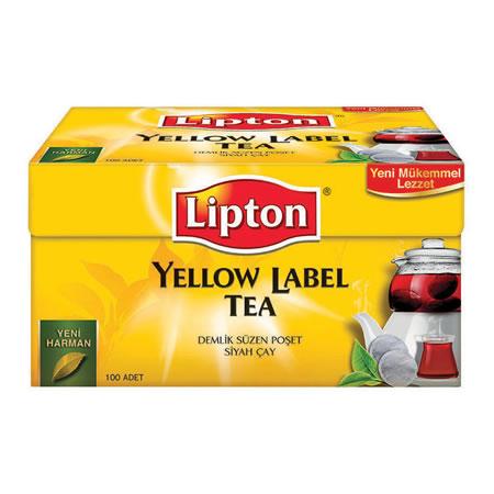 lipton yellow label demlik
