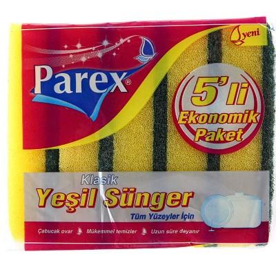 parex sunger klasik duz 5 li paket
