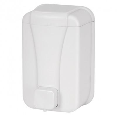 sıvı sabun dispenserı beyaz