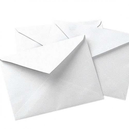 zarf mektup kare 114 mmx162mm 70gr 25 lipaket