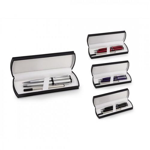 1-tükenmez&roller kalem set
