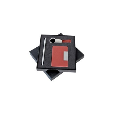 18-tükenmez kalem&anahtarlık&kartvizitlik set