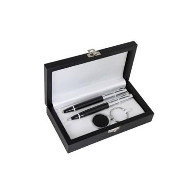 9-anahtarlık&tükenmez&roller kalem set